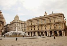 Piazza De Felice Royalty Free Stock Image