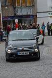 Piazza de gebeurtenis van Italië 2017 in Horsham, Engeland Stock Foto's