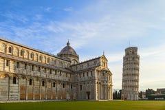 Piazza de mening van deimiracoli Royalty-vrije Stock Afbeelding