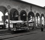 Piazza dei Ciompi, Florence stock foto's