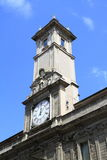 Piazza dei Mercanti, medieval square Royalty Free Stock Photos