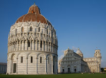 Piazza dei Miracoli Stock Images