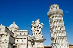 Piazza dei Miracoli Fotografia Royalty Free