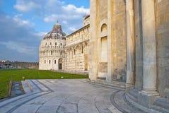 Piazza dei Miracoli, Pisa Stock Images