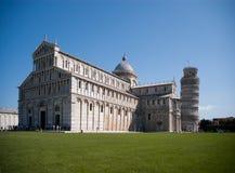Piazza dei Miracoli (Pisa) Obraz Stock