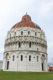 Piazza dei miracoli Pisa Fotografia Stock