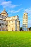 Piazza dei Miracoli in Pisa Stock Photography