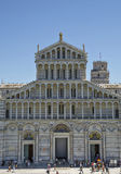 Piazza dei Miracoli in Pisa ,Italy Royalty Free Stock Photography