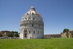 Piazza dei Miracoli , Pisa Stock Photo