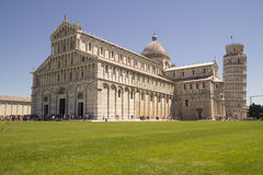 Piazza dei Miracoli , Pisa Royalty Free Stock Photo