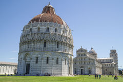 Piazza dei Miracoli , Pisa Royalty Free Stock Images