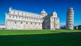 Piazza dei Miracoli in Pisa, Italy Royalty Free Stock Image