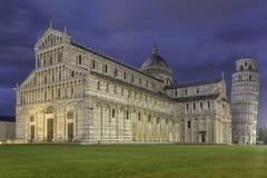 Piazza dei Miracoli in Pisa Stock Image