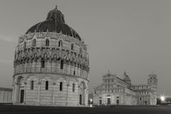 Piazza dei Miracoli, Pisa Stock Photo
