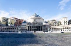 Piazza dei Plebiscito Stock Images