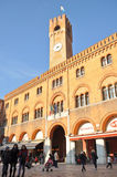 Piazza dei Signori di Treviso Stock Photos