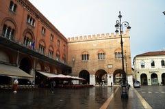 Piazza dei Signori Stock Image