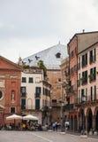 Piazza dei Signori, Padova Stock Photography