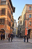 Piazza dei Signori-Treviso Royalty Free Stock Photography