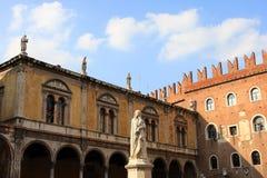 Piazza dei Signori, Verona Stock Photography