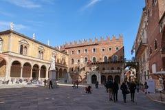 Piazza dei Signori Royalty Free Stock Photos