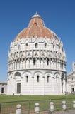 Piazza deimiracoli, Pisa, Italië Stock Afbeeldingen