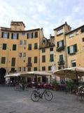 Piazza del Anfiteatro Στοκ Εικόνες