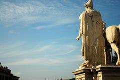 Piazza del Campidogilo Photos stock