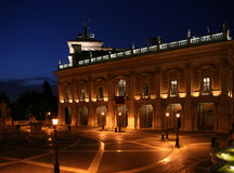 Piazza del Campidoglio Stock Images