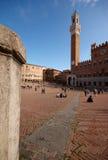 Piazza del Campo, Siena, Italy Royalty Free Stock Image