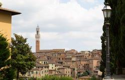 Piazza del Campo Stock Image