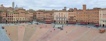 Piazza del Campo Stock Photos