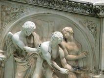 Piazza del Campo, Siena. Stock Image