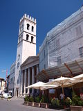 Piazza del Comune, Assisi, Italy Royalty Free Stock Image