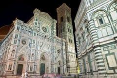 Piazza del Duomo, Firenze fotografia stock libera da diritti