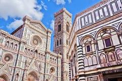 Piazza del Duomo (Firenze) Fotografia Stock Libera da Diritti