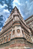 Piazza Del Duomo, Florence Royalty Free Stock Photography