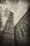 Piazza Del Duomo, Florence Stock Photography