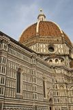 Piazza del Duomo, Florence Royalty Free Stock Photos