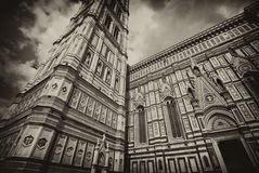 Piazza del Duomo, Florence Stock Image