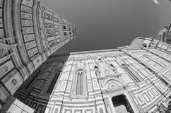 Piazza del Duomo, Florence Royalty Free Stock Images