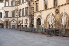 Piazza del Duomo Florence Stock Fotografie