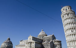 Piazza Del Duomo, Pisa stockfoto