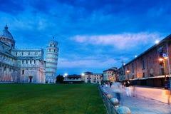 Piazza del Duomo, Pisa Stock Photography