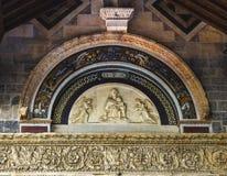 Piazza Del Duomo, Pisa, Toscany, Włochy Zdjęcia Stock