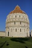 Piazza del Duomo, Pise l'Italie Photos libres de droits