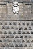 Piazza del Gesù nUovo Stock Image