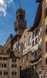 Piazza del Grano, Toscanië royalty-vrije stock fotografie