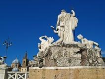 Piazza del Popolo 11 royalty free stock image