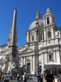 Piazza Del Popolo Stockfotografie